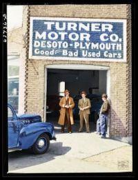 1941 - Turner Motor Co, Bedford, Virginia