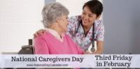 Today Is National Caregivers Day!!