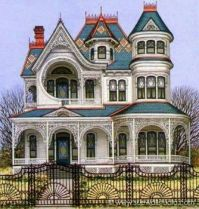 Another Victorian Beauty