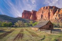 Horse Ranch, Capitol Reef NP, UT