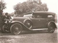 1928 Silver Anniversary Buick