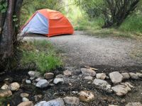 Upper Lehman Creek Campground - Great Basin National Park