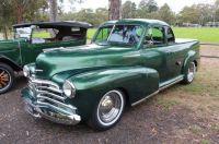 "Chevrolet ""Stytlemaster"" Coupé Utility  - 1948"