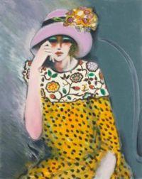 French Artist Jean Pierre Cassigneul