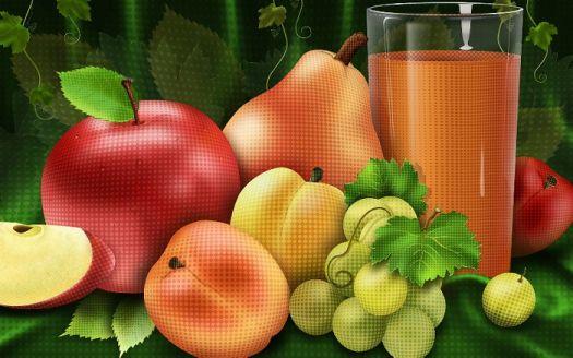 Fruits..
