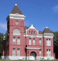 1903 former Courthouse now a home - Victorian building in Kingston UT