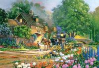 castorland-puzzle-rose-lane-house