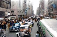 Late 1940's - 34th Street and 5th Avenue New York