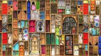 Doors Painted Art