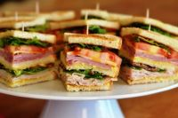 Club Sandwiches - lifeinthelofthouse