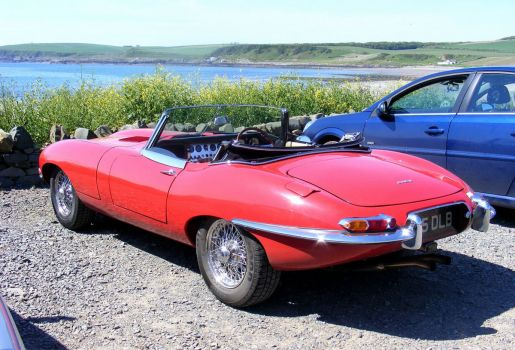 196. Jaguar E-Type