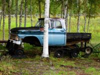 Truck Conversion, the Alaskan Way