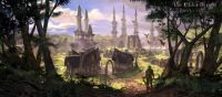 The Elder Scrolls - Elden Root