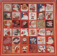 Santa's Many Faces