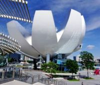 Art Science museum, Singapore