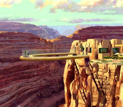 GRAND CANYON - SKYWALK 1