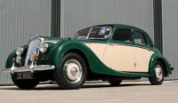 1952 Riley 2.5 Litre,
