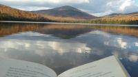 Relaxing in October