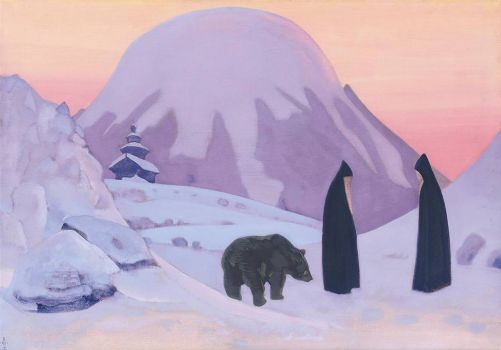 And We Are Not Afraid, Nicholas Roerich