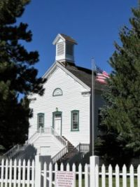 Little Country Chapel - Front