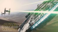 Millennium Falcon - Star Wars: The Force Awakens