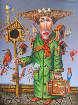 South - Zurab Martiashvili, Artist