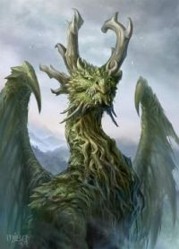 another forest dragon