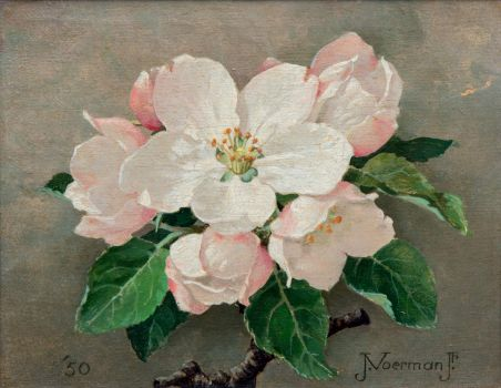 Jan Voerman Apple Blossom