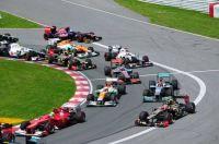 F1 Corner