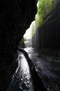 Watkins Glen, NY.  Such a magical place