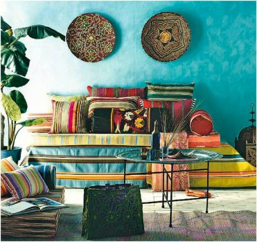 Another Turquoise Room