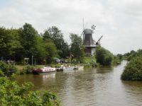 Windmill in Germany.