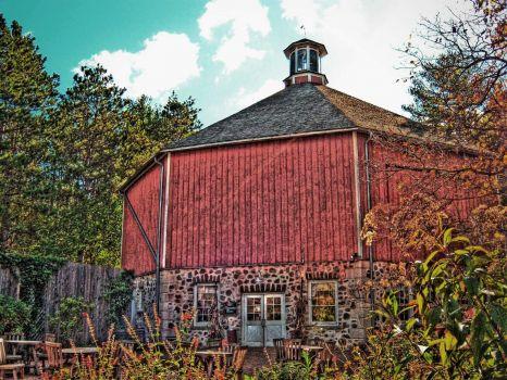 Eagle Wisconsin barn