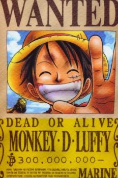 One Piece - Ruffy