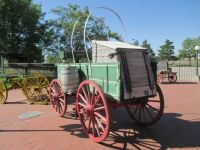 Chuck Wagon - Old Town Museum, Burlington, CO