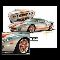 CHIP FOOSE - FORD GT