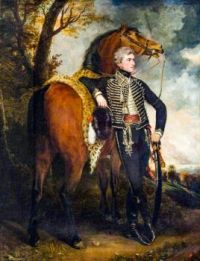 Sir Henry William, Lord Paget, as Lieutenant Colonel of the 7th Light Dragoons