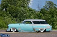 54 Chev with Nomad top.