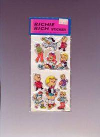 Richie Rich Sticker