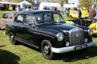 """Mercedes 190D """"Ponton"""" - 1953 to 1962"""