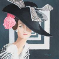 Ladies in Hats 2