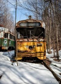 Trolley Graveyard 4