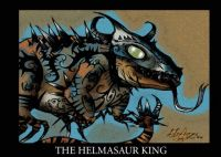 Theme #2: The Legend Of Zelda Bosses: Helmasaur King (fifth boss in A Link To The Past)