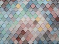 Coloured Shingles