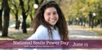 Today Is National Smile Power Day!!