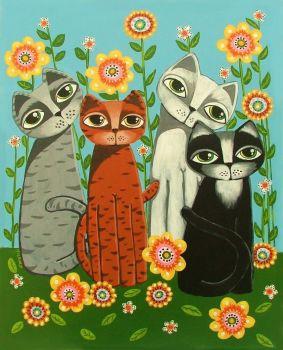 Catnip Kitties