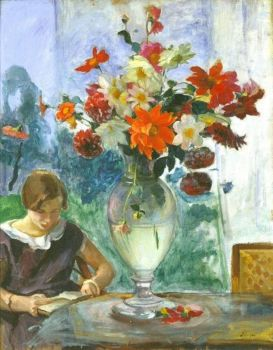 Reading Joys   Henri Lebasque