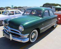 """Ford """"Custom Deluxe"""" - 1950"""