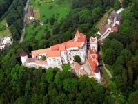 Pernštejn castle, the Czech Republic