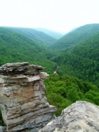 Lindy Point, Blackwater Canyon, West Virginia, USA